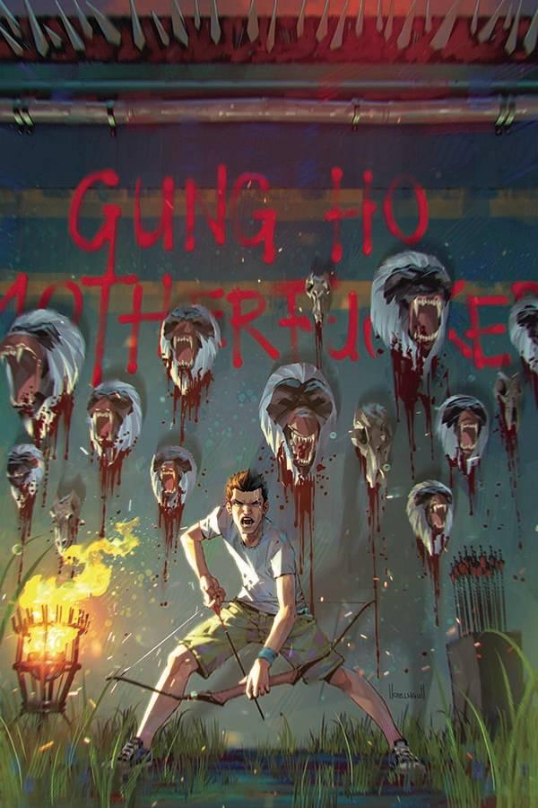 Gung-Ho: Sexy Beast #4