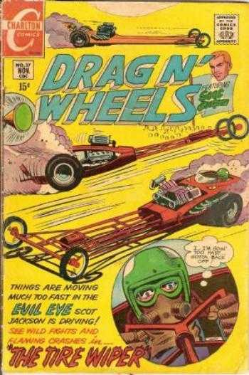 Drag N' Wheels #37