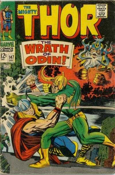 The Mighty Thor #147