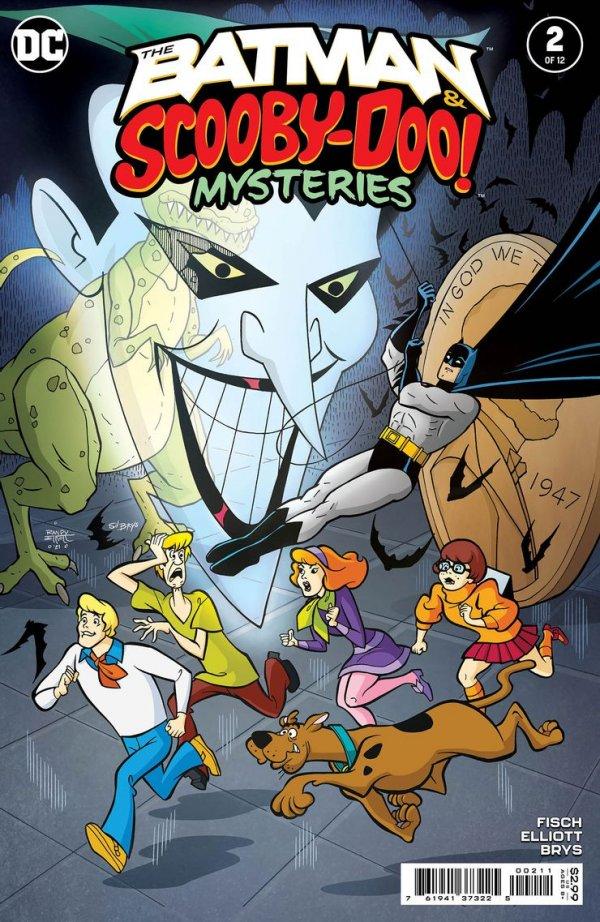 The Batman & Scooby-Doo Mysteries #2