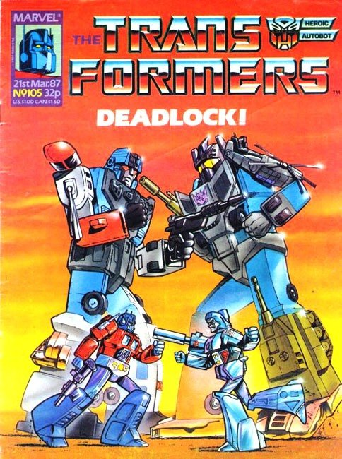The Transformers #105