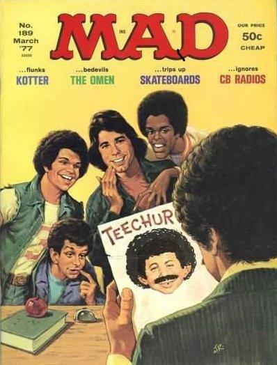 Mad Magazine #189
