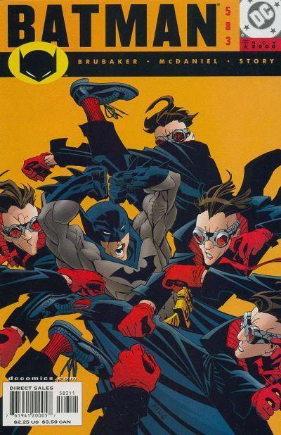 Batman #583