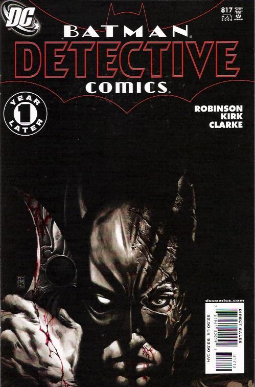 Detective Comics #817