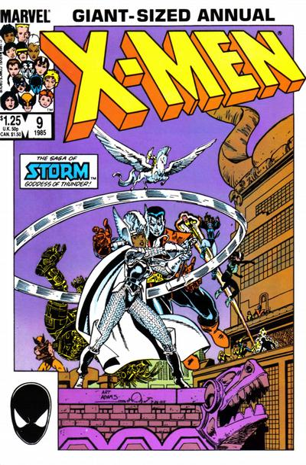 Uncanny X-Men Annual #9