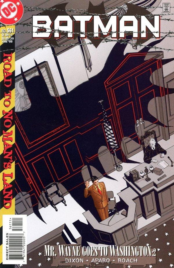 Batman #561
