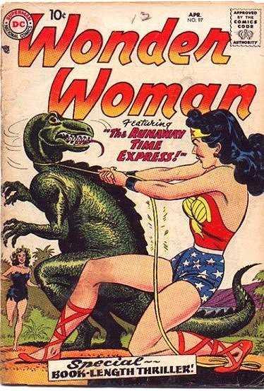 Wonder Woman #97
