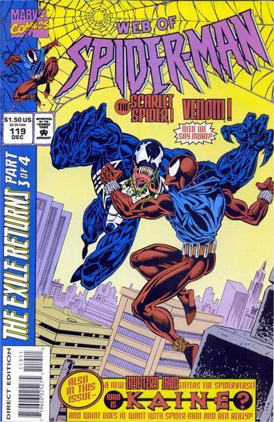 Web of Spider-Man #119