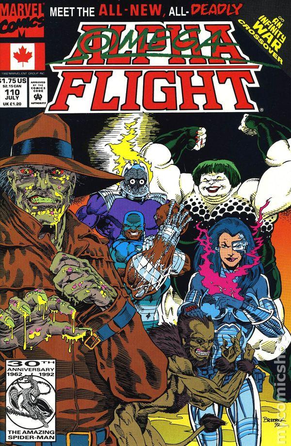 Alpha Flight #110