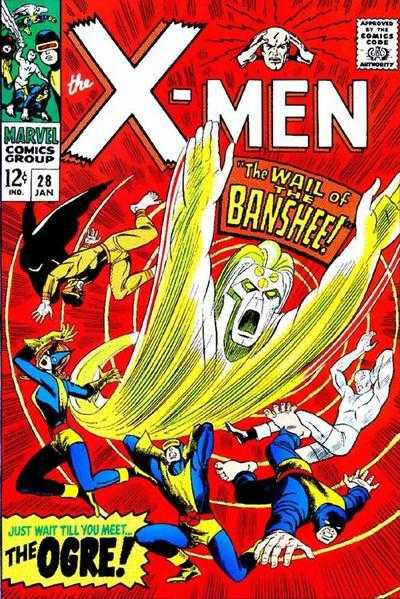 The X-Men #28