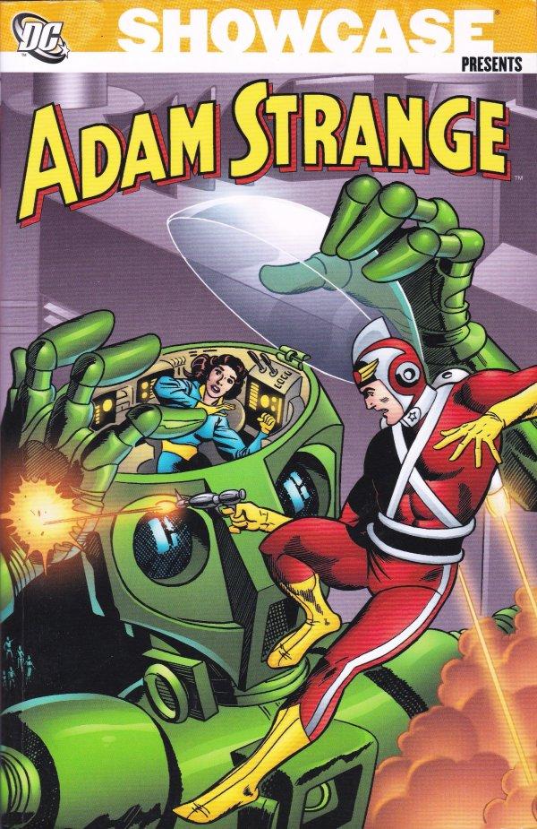 Showcase Presents: Adam Strange Vol. 1 TP