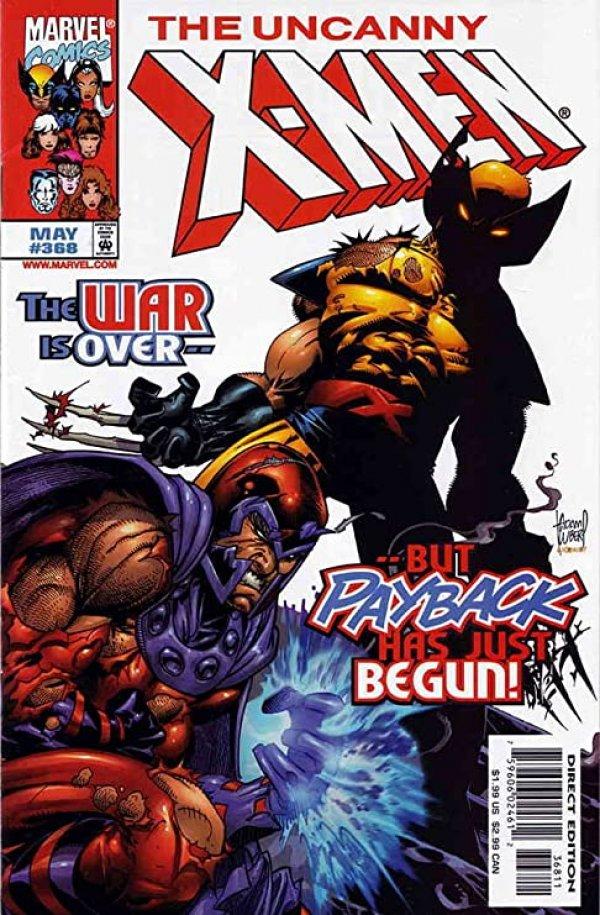Uncanny X-Men #368
