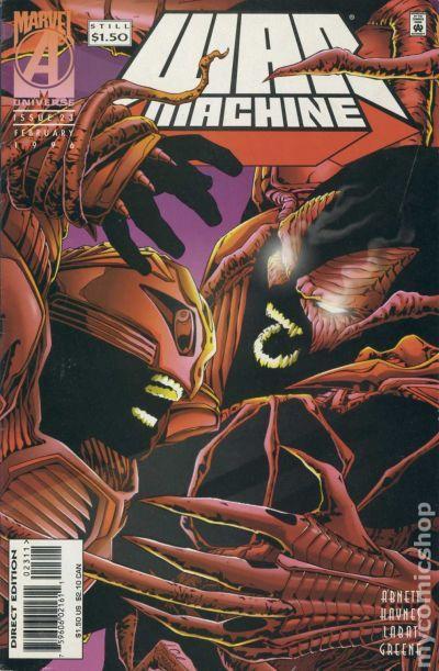 War Machine #23