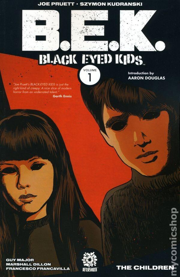 Black Eyed Kids Vol. 1 TP