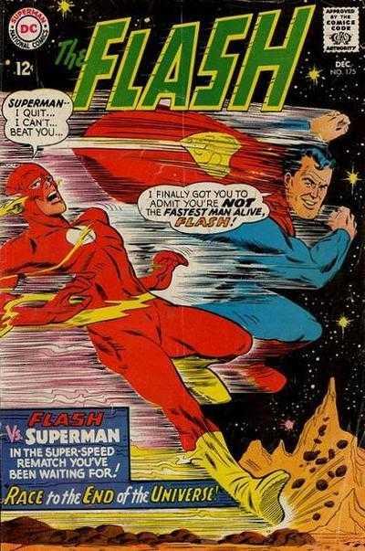 The Flash #175