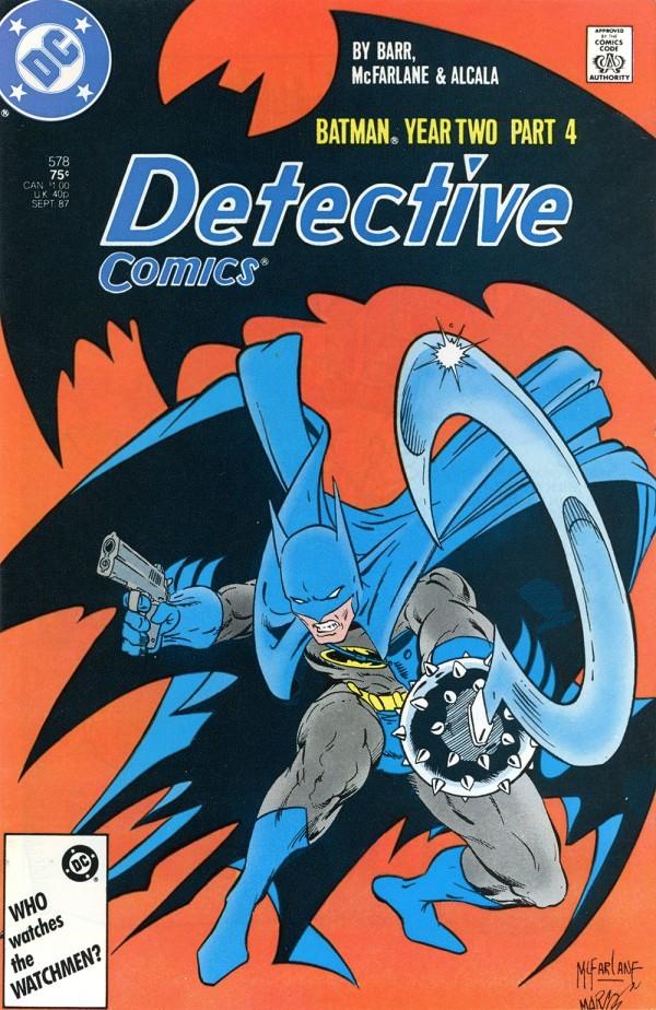 Detective Comics #578