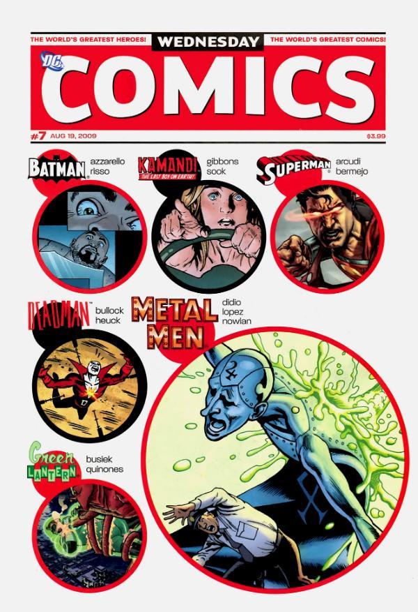 Wednesday Comics #7