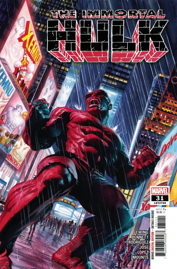 The Immortal Hulk #31