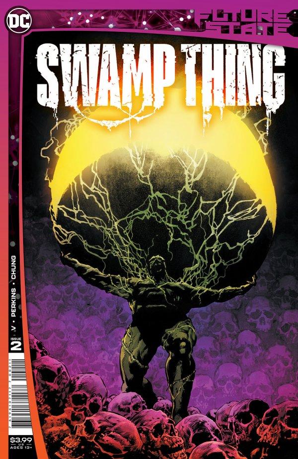 Future State: Swamp Thing #2