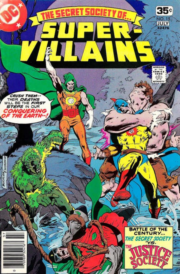 The Secret Society of Super-Villains #15