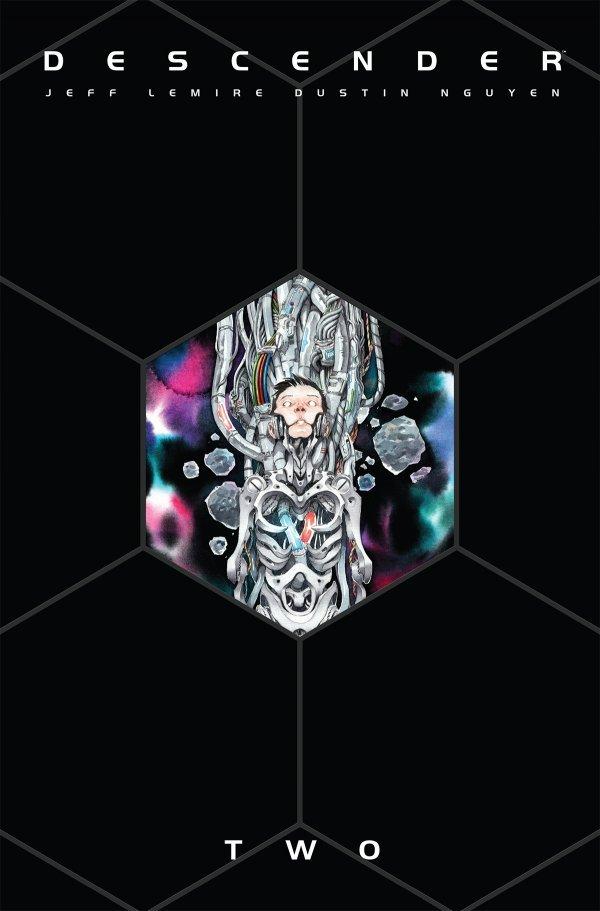 Descender: Deluxe Edition Vol. 2 HC