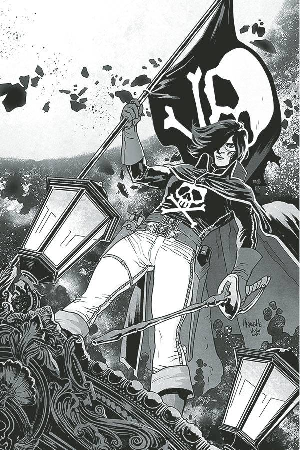 Space Pirate Captain Harlock #1