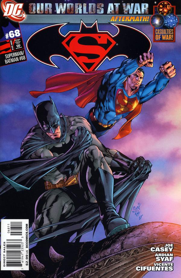 Superman / Batman #68