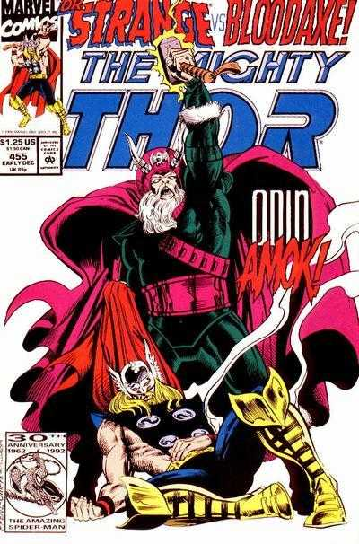 The Mighty Thor #455