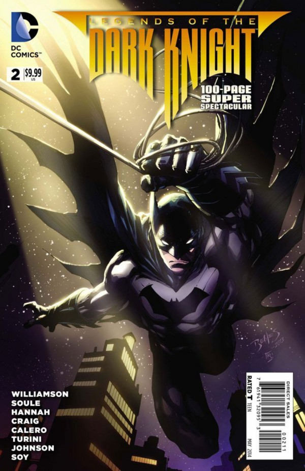 Legends of the Dark Knight 100-Page Super Spectacular #2