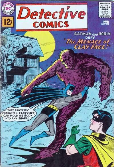 Detective Comics #298