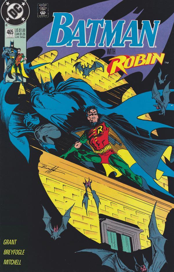 Batman #465