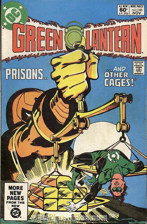 Green Lantern #146