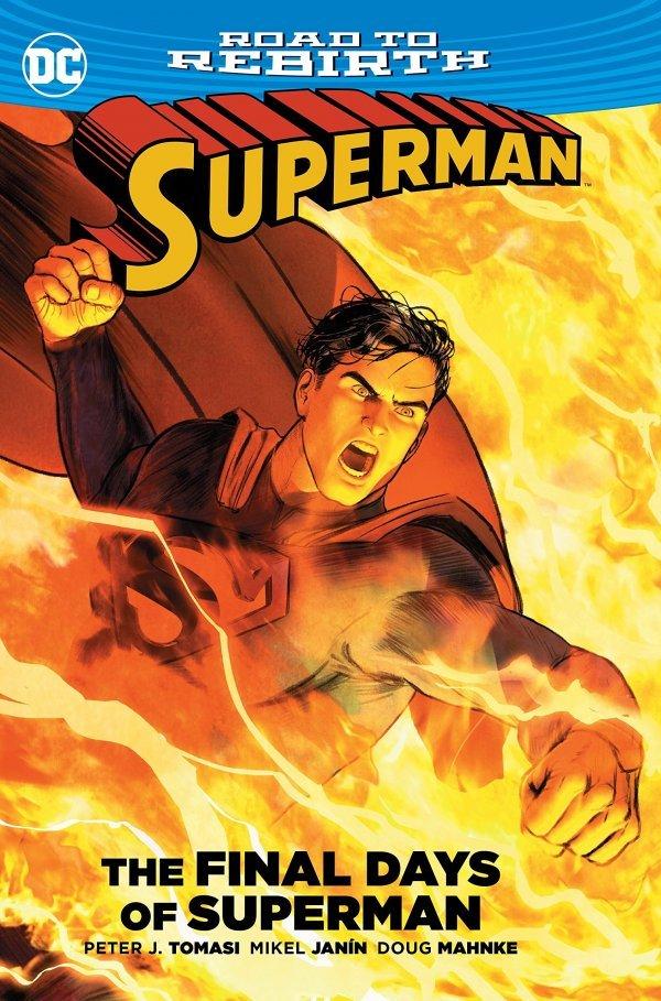 Superman: The Final Days of Superman HC