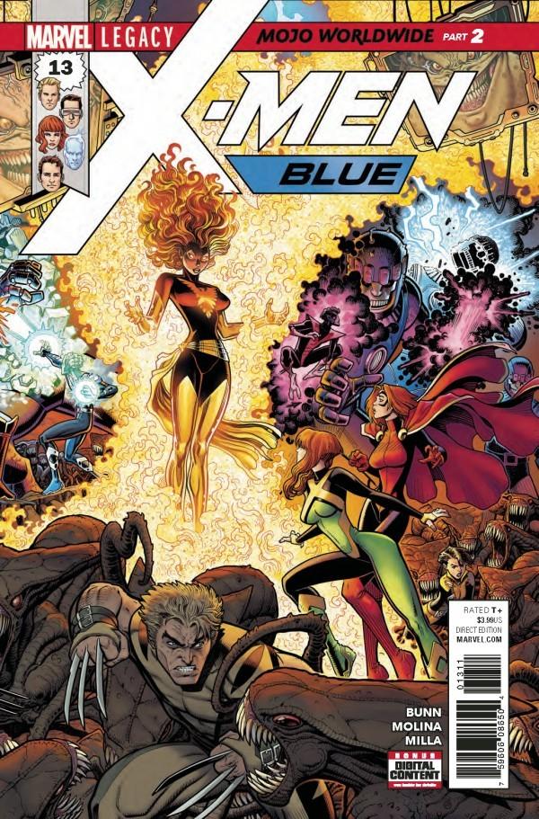 X-Men: Blue #13