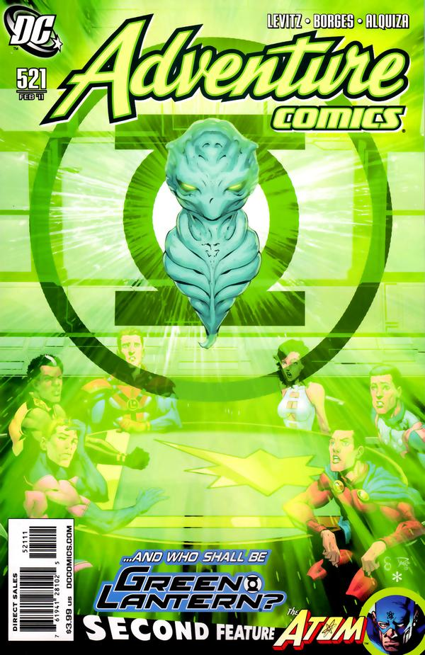 Adventure Comics #521