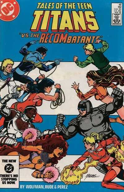 Tales of the Teen Titans #48
