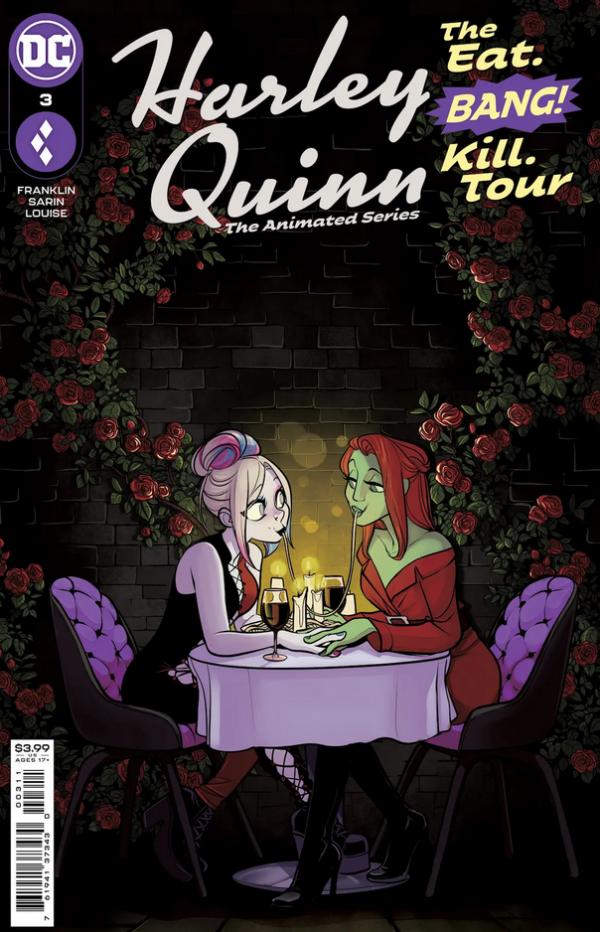 Harley Quinn: The Animated Series - The Eat, Bang, Kill Tour #3