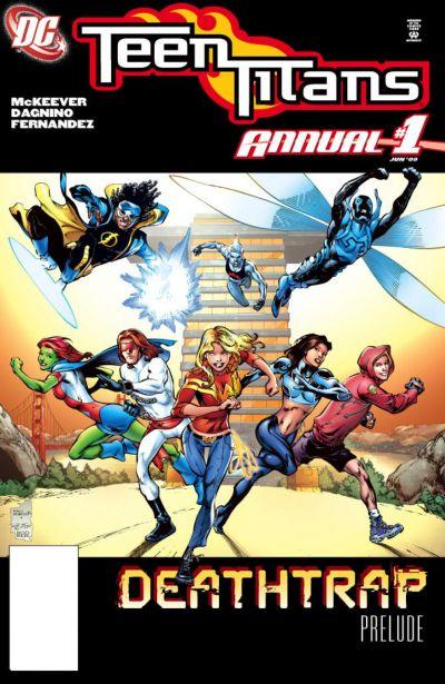 Teen Titans Annual #1 2009