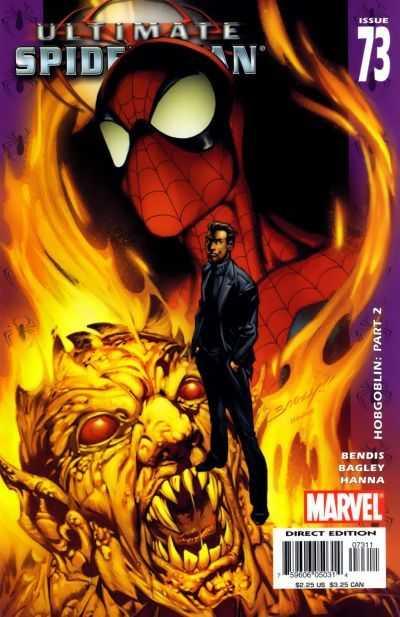Ultimate Spider-Man #73