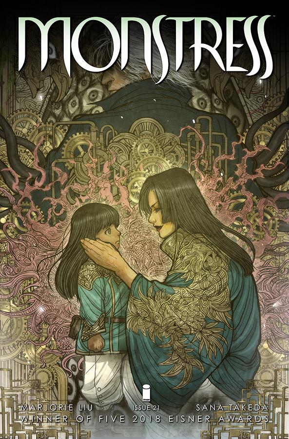 Monstress #20 Image Comics 2019