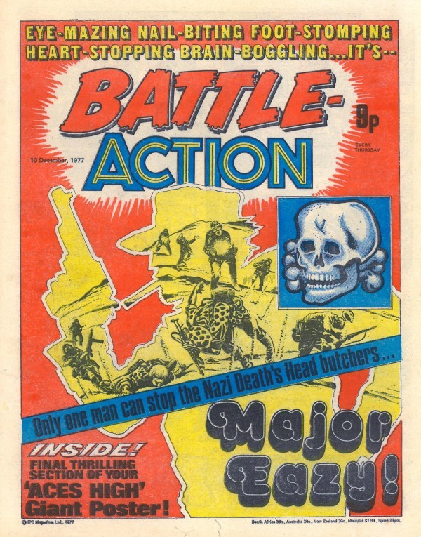 Battle Picture Weekly #145 (December 10th, 1977)