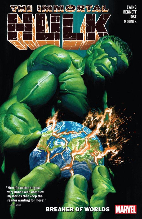 The Immortal Hulk Vol. 5: Breaker of Worlds TP