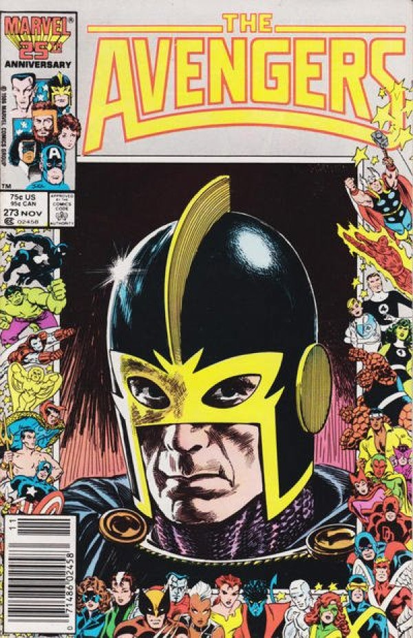 The Avengers #273