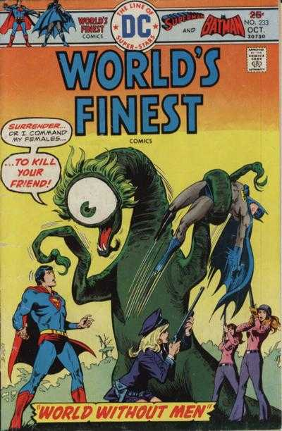 World's Finest Comics #233