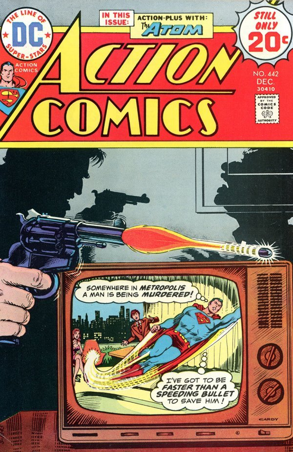 Action Comics #442