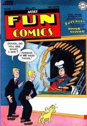 More Fun Comics #106