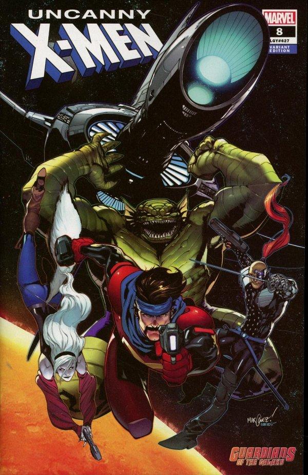 Uncanny X-Men #8