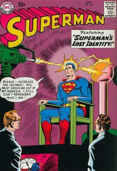 Superman #126