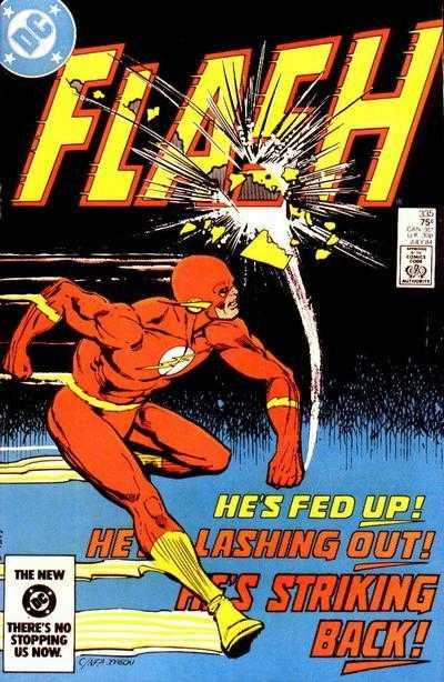 The Flash #335