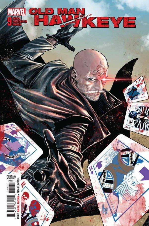 Old Man Hawkeye #9
